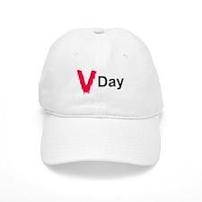 Bloody V Day Baseball Cap