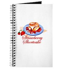Strawberry Shortcake 2 Journal