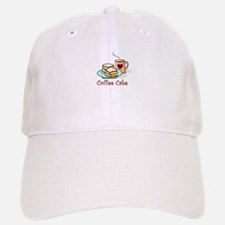 Coffee Cake Baseball Baseball Cap