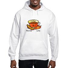 Coffee Biscotti Love Hoodie