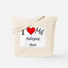 I Love My Malagasy Mom Tote Bag