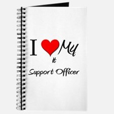 I Heart My It Support Officer Journal