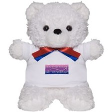 One Track Mind Teddy Bear