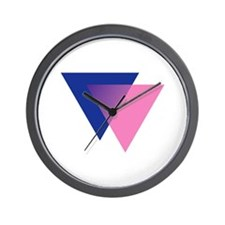 Bisexual Wall Clock