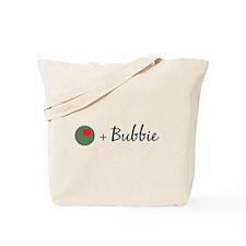 Olive Bubbie Tote Bag