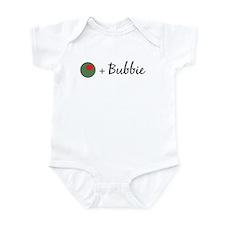 Olive Bubbie Baby Onesie