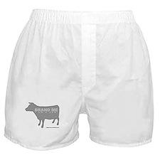 Branded Boxer Shorts