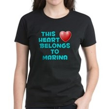 This Heart: Marina (E) Tee