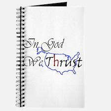 We Trust Journal