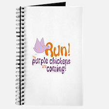 Purple Chickens Journal