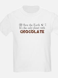 Chocolate Earth T-Shirt