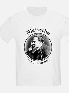 Nietzsche is my homeboy! T-Shirt