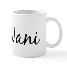 Olive Nani Mug