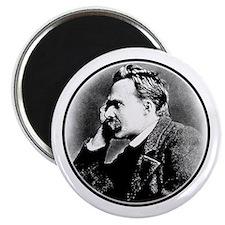 Nietzsche is my homeboy! Magnet