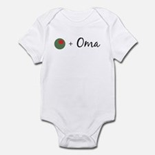 Olive Oma Infant Bodysuit