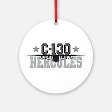 C-130 Hercules Ornament (Round)