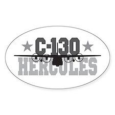 C-130 Hercules Oval Decal