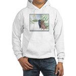 Christmas Newfounlands Hooded Sweatshirt