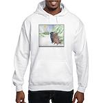 Christmas Newfounlands Hooded Sweatshirt