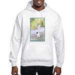 Landseer Newfounland Hooded Sweatshirt