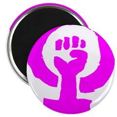 Fighter of Breast Cancer! Magnet