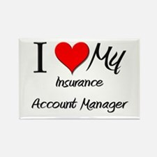 I Heart My Insurance Account Manager Rectangle Mag