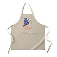 RI-Mini-Me! BBQ Apron