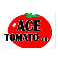 Ace Tomato Co Postcards (Package of 8)