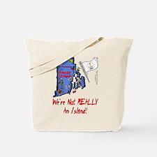 RI-Island! Tote Bag