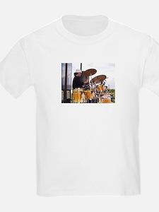 Custom FACE drumset T-Shirt