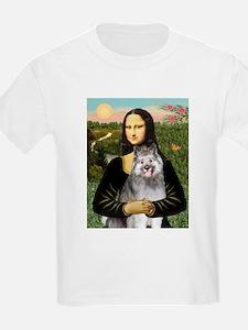 Mona's Keeshond (E) T-Shirt