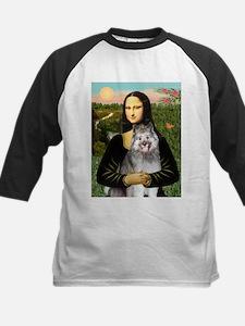 Mona's Keeshond (E) Tee