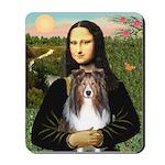 Mona's Keeshond (E) Mousepad