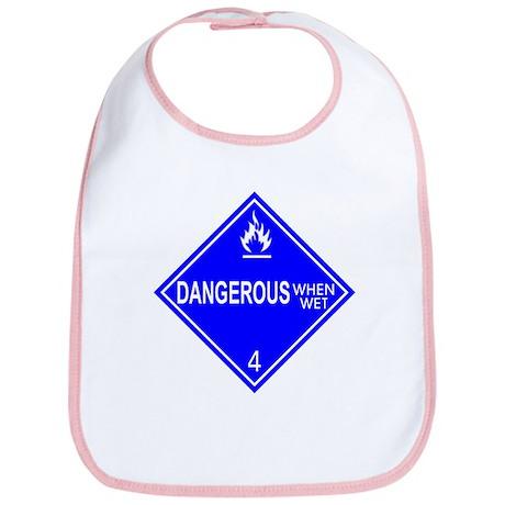 Dangerous When Wet Bib