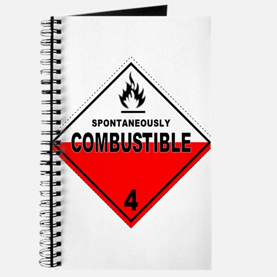 Spontaneously Combustible Journal