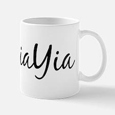 Olive YiaYia Small Mugs