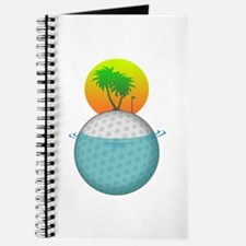 Golf Paradise Journal