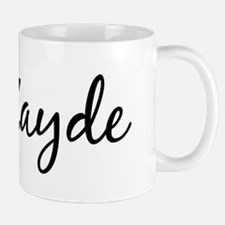 Olive Zayde Mug