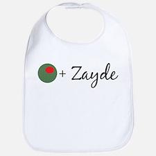 Olive Zayde Bib