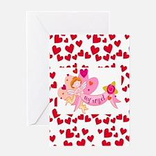Valentines 13 Greeting Card