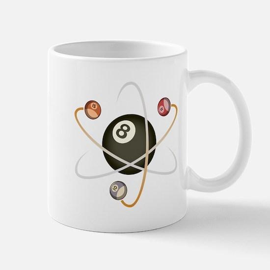 Billiard Atom Mug