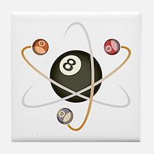 Billiard Atom Tile Coaster