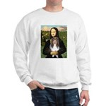 Mona Lisa's Sheltie (S) Sweatshirt
