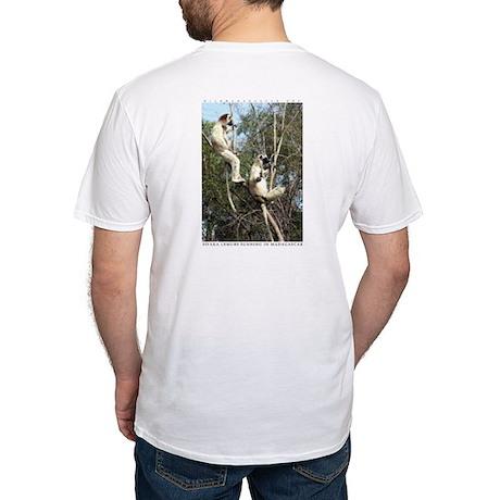 WildMadagascar Fitted T-Shirt