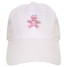 PINK ANGEL BEAR Baseball Baseball Cap