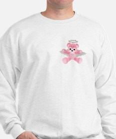 PINK ANGEL BEAR Sweatshirt