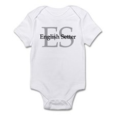 English Setter ES Infant Bodysuit