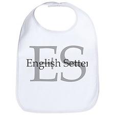 English Setter ES Bib