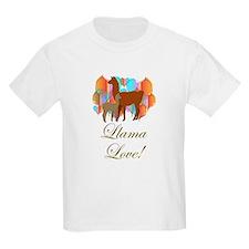 Llama Love! T-Shirt