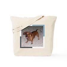 Darling Doxie Tote Bag